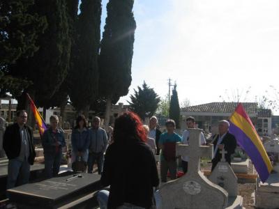 Acto republicano Los Monegros 2014