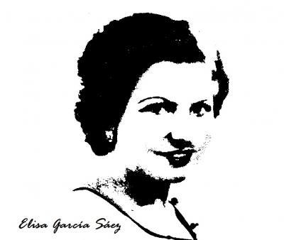 """Elisa García Sáez """"La miliciana"""""""