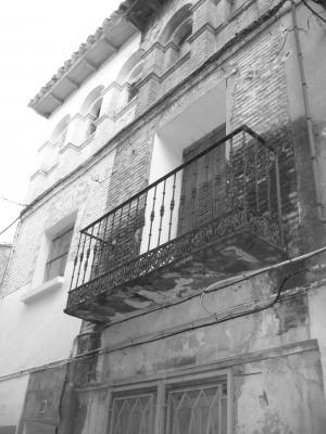Apuntes etnográficos de la Villa de Sariñena IX